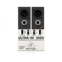 Behringer Ultra-DI DI20 Stereo Active DI Box