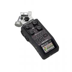 Zoom H6 Black Multi-Channel Handheld Recorder