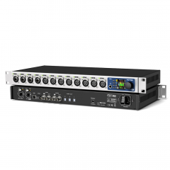 RME 12Mic 12-Channel Microphone Preamp  ADAT MADI and AVB