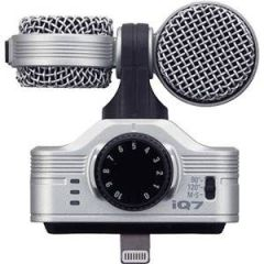 Zoom IQ7 iPhone Recorder