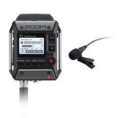 Zoom F1-LP Field Recorder