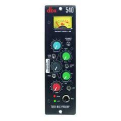 dbx 540 Tube Mic Preamp 500 series