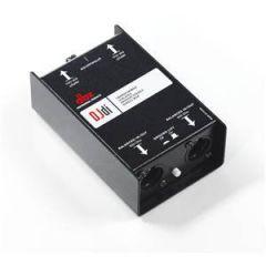 dbx DJDI 2-Channel Passive DI Box