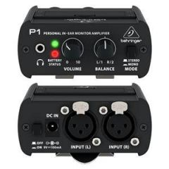 Behringer Powerplay P1 In-Ear Monitor Amp