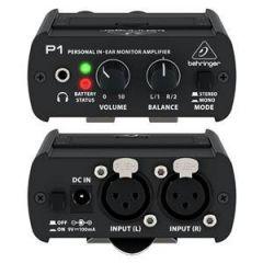 Behringer Powerplay P1 In-Ear Monitor Amp