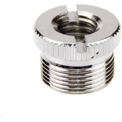 "Lipped Thread Adaptor 3/8"" Female – 5/8"" Male"