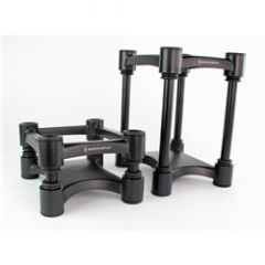 IsoAcoustics ISO155 Stands pair Black