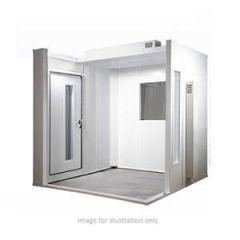 Esmono 80mm 4m x 2.85m x 2m Room