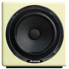 Avantone MixCube Active Studio Monitor Cream single