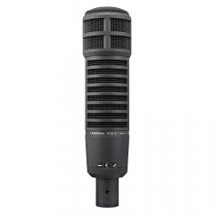 Electro-Voice RE20-Black Broadcast Dynamic Mic