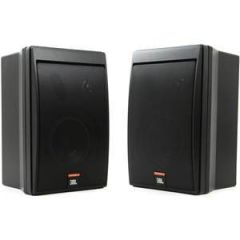 JBL Control 5 Speakers Black