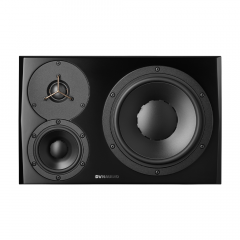 Dynaudio LYD48 3 Way Active Monitor Black Left