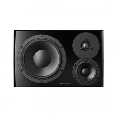 Dynaudio LYD48 3 Way Active Monitor Black Right