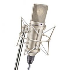Neumann U67 Set Multi-Pattern Tube Mic