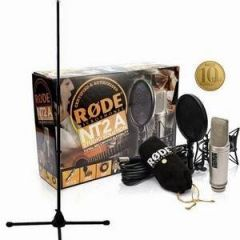 Rode NT2A + Mic Stand (No Boom)