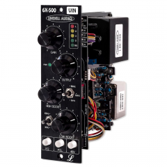 Lindell Audio 6X500VIN 500 Series Preamp