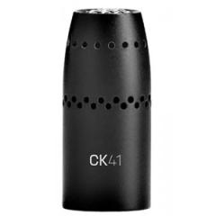 AKG CK41 Cardioid Capsule with foam windscreen W40
