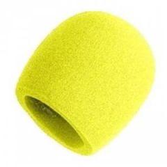 Shure A58WS Windscreen Yellow