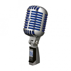 Shure Super55 Deluxe Dynamic Microphone