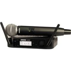 Shure GLXD24UK/SM58 Digital Wireless System SM58