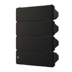 TOA HX-7B-WPEN 250W Variable Array Speaker Black