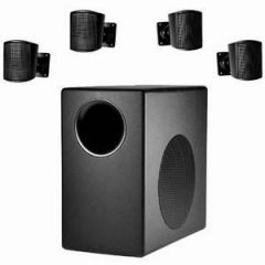 JBL Control C50 Pack Sub + 4 Satellites Black