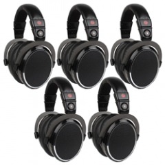 Studiospares M1000 MK2 Monitor Headphones (5-Pack)