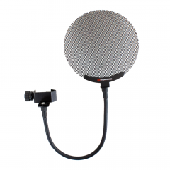 Metal Mesh Pop Shield / Filter 120mm