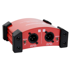 Studiospares Dual Passive DI Box