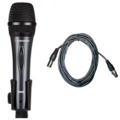 Studiospares S945 Dynamic Mic Bundle 1