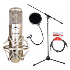 Studiospares S2000 Microphone Essentials Kit