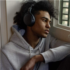 Sennheiser HD 450BT Black Headphones