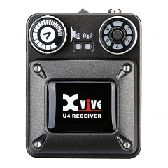 Xvive U4R Wireless In-Ear Monitor System Receiver Only