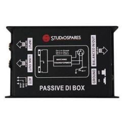 Studiospares Passive DI Box