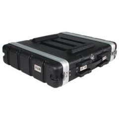 Trojan ABS Rack Flight Case 2U