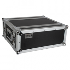 Trojan RC4U-S-4U Shallow Rack Flight Case
