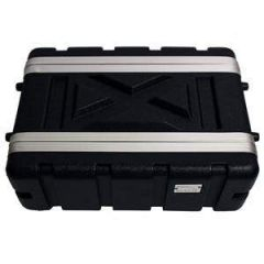 Trojan ABS Shallow Rack Flight Case 3U