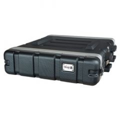 Trojan Carbon Rack Case 2U