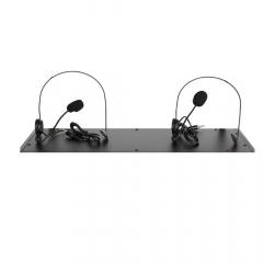 Studiospares 2.4GHz Dual Wireless System Head Set Mic Only