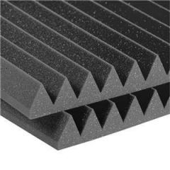 Auralex Wedge 4' x 2' x 2 inch thick Charcoal