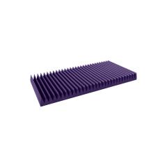 "Auralex Studiofoam Wedge Purple - 4 x 2 feet x 4"" Single"