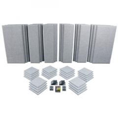 Primacoustic London 16 Grey Acoustic Room Kit