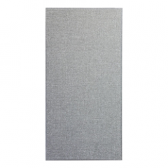 Primacoustic Broadband Panel Square Edge 24 x 48 x 2 inch Grey