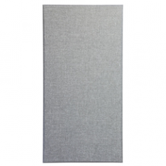 Primacoustic Broadband Panel Beveled 24 x 48 x 1 inch Grey