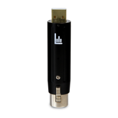 XLR Female to USB Converter by Lambden Audio