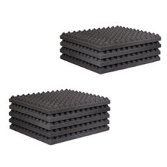 Acoustitile 55 Pro 9 Tile Absorption Kit Foam 50mm