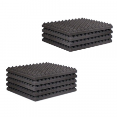 Acousticheck 30  Absorption Kit 9 Tiles Foam 100mm