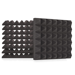 Acoustic Pyramid 30 Absorption 9 Tile Kit 50mm