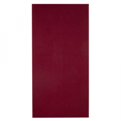 Acoustic Panel 1200 x 600mm Burgundy
