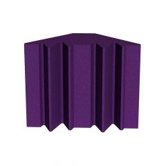 Universal Acoustics Mercury Bass Trap 300mm Purple
